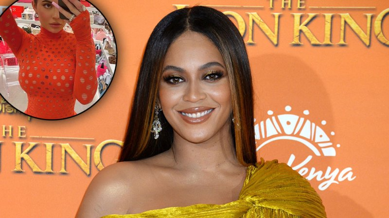 Beyonce Seemingly Caught Creeping On Kylie Jenner's Instagram As She Likes And Unlikes Selfie
