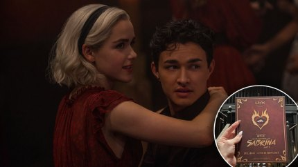 NYX Cosmetics Is Launching a 'Chilling Adventures of Sabrina' Makeup Palette, And We've Got All The Deets