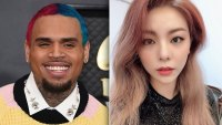 Chris Brown Ailee Fight