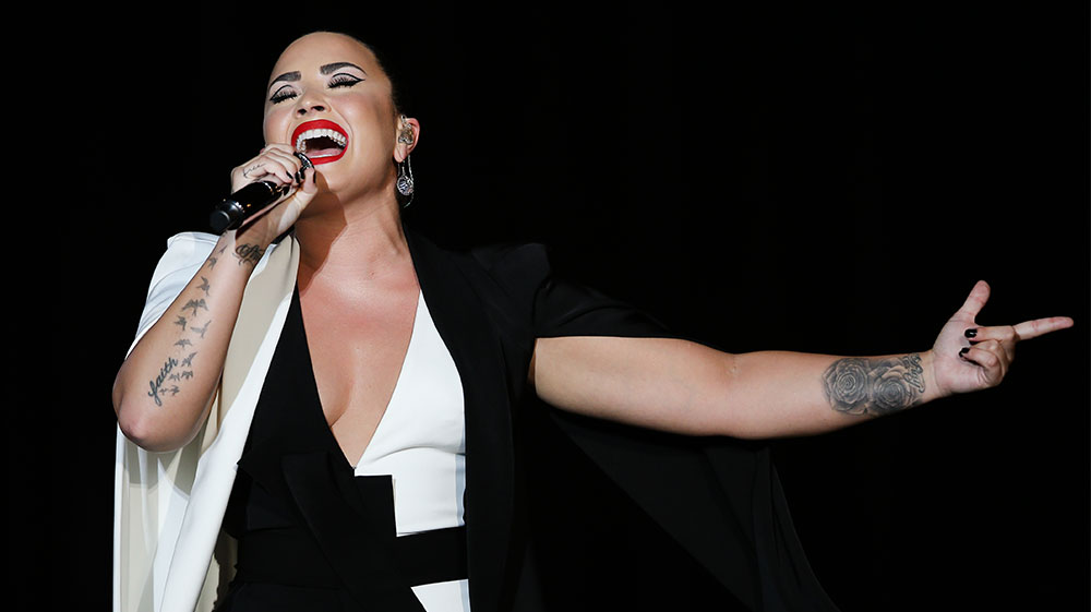 Demi Lovato Set To Sing The National Anthem At The 2020 Super Bowl