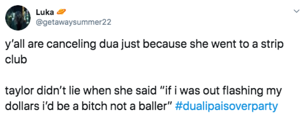 Fans Defend Dua Lipa For Post-Grammys Strip Club Visit With Lizzo & Lil Nas X