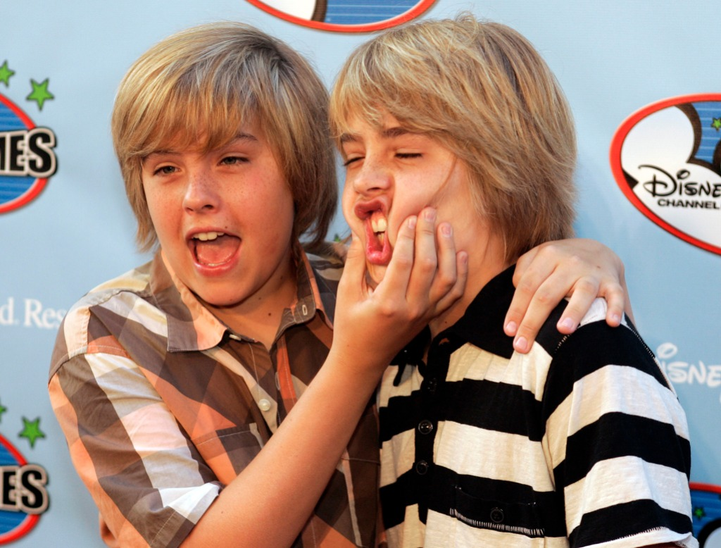 Dylan Sprouse Talks Sharing Screen With Twin Brother Cole Again