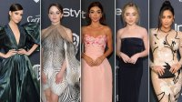 Golden Globes 2020 After Party Red Carpet Photos Looks Outfits Dresses