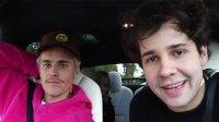 David Dobrik Recalls The Moment Justin Bieber Tickled Him In A Club