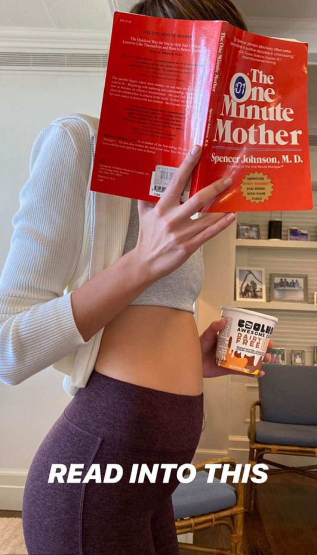 Kaia Gerber Pregnant