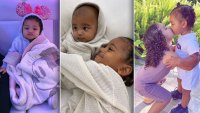 The Cutest Photos Of The Kardashian-Jenner Clan's Babies