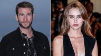 Liam Hemsworth Spotted Kissing Model Gabriella Brooks Following Miley Cyrus Split