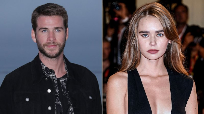 Liam Hemsworth Spotted Kissing Model Gabriella Brooks Following Miley Cyrus Split