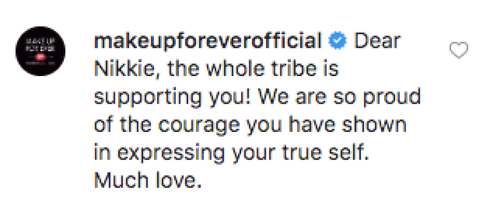 Jeffree Star Congratulates NikkieTutorials on Coming Out as Transgender, Seemingly Ending Their Longtime Feud