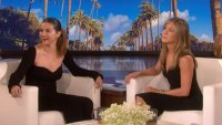 Selena Gomez Has A Total Fangirl Moment Over Jennifer Anniston