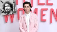Timothee Chalamet Cast As Music Icon Bob Dylan In New Movie