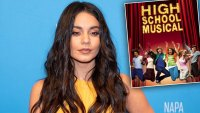 Vanessa Hudgens on Constant HSM Reminders
