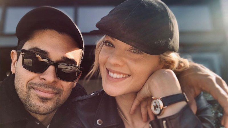 Wilmer Valderrama Gets Engaged To Model Amanda Pacheco