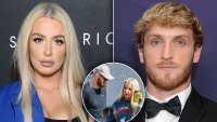 Tana Mongeau Cozies Up To Ex Jake Paul's Older Brother Logan