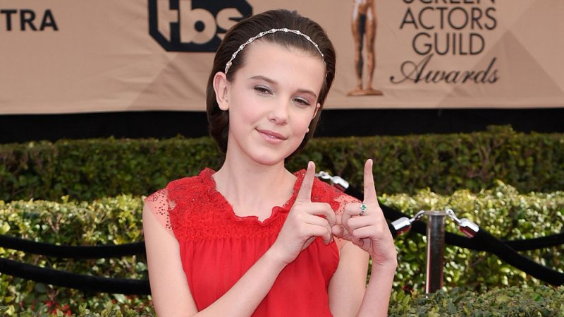 Join Us In Appreciating Millie Bobby Brown's Epic Glo' Up