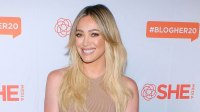 'Lizzie McGuire' Star Hilary Duff Returns To Music With A Brand New Song