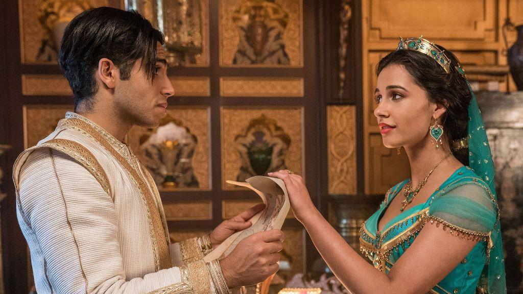Aladdin Jasmine Live Action