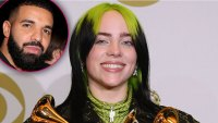 Billie Eilish Defends Drake After He Came Under Fire For Texting Her