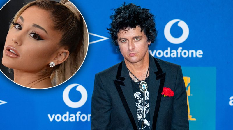 Fans Are Not Happy With Green Day's Billie Joe Armstrong After He Completely Shaded Ariana Grande