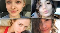 Celebrities With No Makeup All Natural