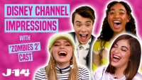 Disney Channel Impressions Zombies 2
