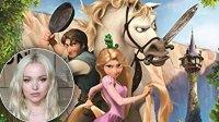 Dove Cameron Live-Action Remake Tangled Repunzel Movie