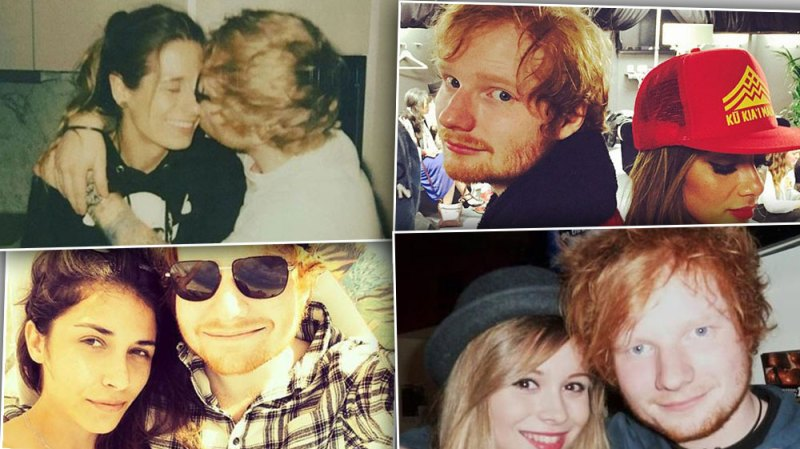 Ed Sheeran Love Life Relationships