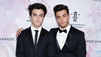 Grayson Dolan Defends His Twin Brother Ethan After Fans Call His Acne 'Ugly'