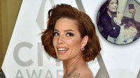 Resurfaced Videos And Pictures Of Halsey Proves She's A Huge One Direction Stan Like Us