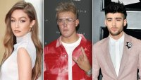 Jake Paul Gigi Hadid Fight Zayn Malik
