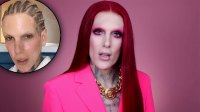 Jeffree Star Wears Cornrows Amid Accusations Of Cultural Appropriation In Blood Lust Makeup Campaign