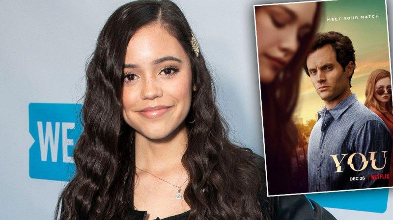 Jenna Ortega Shares You Season 3 Details