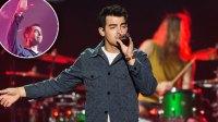 Joe Jonas Breaks Down In Tears During Last 'Happiness Begins Tour' Concert