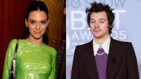 Kendall Jenner Harry Styles Reunite At Brits Afterparty