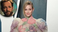 Lili Reinhart Says Luke Perry's Spirit Visited Her In A Dream