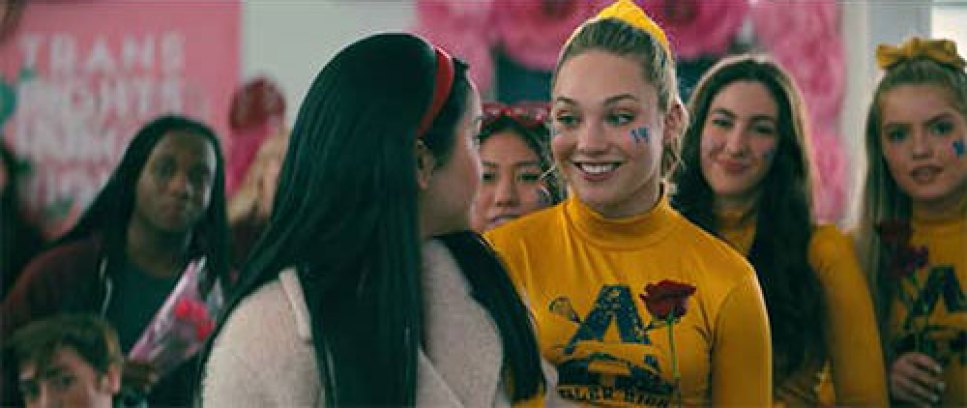 Maddie Ziegler Shows Off Her Dance Moves In Epic 'To All The Boys 2: P.S. I Still Love You' Cameo