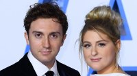Meghan Trainor Revals She's Ready To Have A Baby With Husband Daryl Sabara