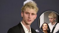 Machine Gun Kelly Addresses Demi Lovato Dating Rumors: 'Girls And Boys Can Be Friends'