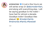 The 'Modern Family' Cast Pens Emotional Goodbyes As The Final Season Wraps