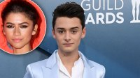 Noah Schnapp Says He Wants to Replace Tom Holland As Spider-Man So He Can Be with Zendaya