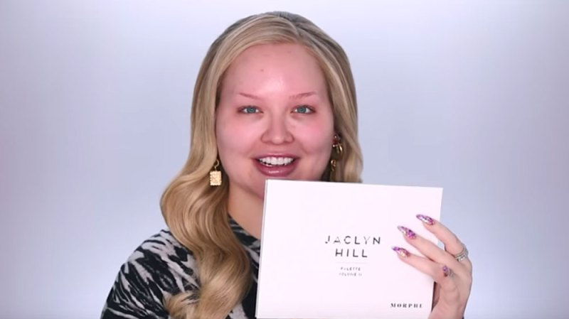 NikkieTutorials Says She Wasn't Paid To Review Jaclyn Hill's New Morphe Palette
