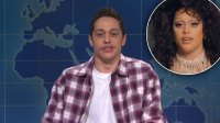 Pete Davidson Wore Drag On 'SNL,' And The Internet Is Living For The Photos