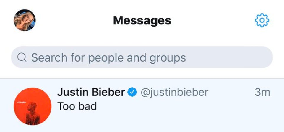 Justin Bieber Slides Into DMs And Claps Back At A Fan Who Was Hating On His New Album 'Changes'