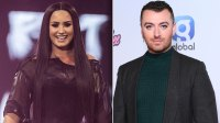 Are Sam Smith And Demi Lovato Collaborating? See The Major Clue