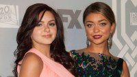 Sarah Hyland Defends Costar Ariel Winter After Fan Slams Actress For Her Outfit Ringo Chiu/Invision/AP/Shutterstock