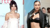 Bella Hadid Likes Selena Gomez's Photo On Instagram, Seemingly Ending Their Longtime Feud Once And For All