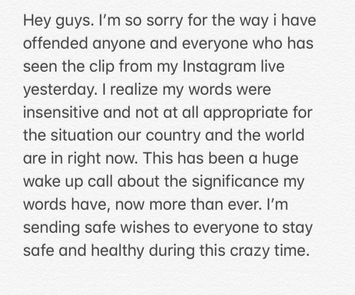 Vanessa Hudgens Receives Backlash From Fans After Coronavirus Comments Go Viral