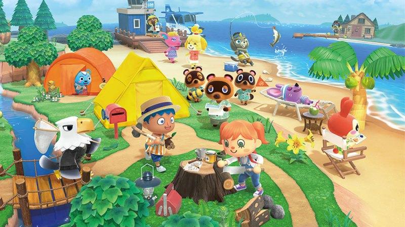 Animal Crossing New Horizons Nintendos First Gay Character