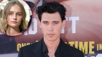 Austin Butler Sparks Romance Rumors With 'Elvis' Costar Olivia DeJonge