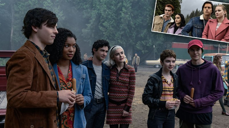 'Chilling Adventures of Sabrina' Cast Share Their Epic 'Riverdale' Crossover Ideas